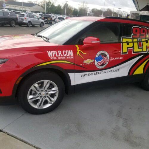 WPLR Vehicle